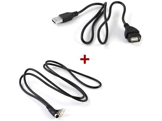 "Replaced 55"" DIY DIN Repair Cable for Klipsch ProMedia 2.1 ..."