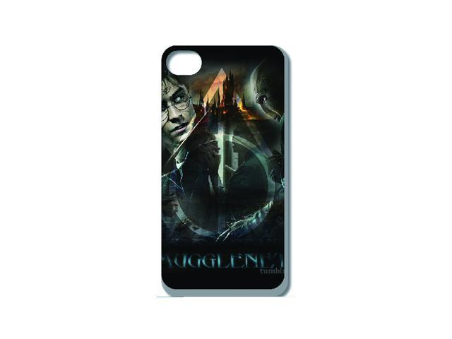the latest 06d30 06aa6 Harry Potter fashion hard back cover skin case for iphone 4 4S-P40121 -  Newegg.com