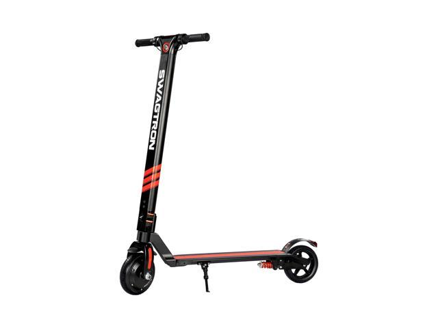 Fast Electric Scooter >> Swagger Pro Foldable Electric Scooter W Cruise Control 14 2 Mile