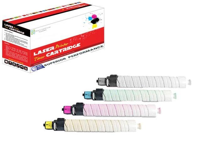 Cyan Works with: Aficio MP C3001 On-Site Laser Compatible Toner Replacement for Ricoh 841423 MP C3501