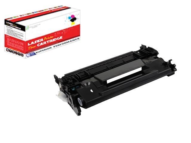 Compatible 5PK CF226X Black Toner Cartridge For LaserJet Pro M402d M402dn
