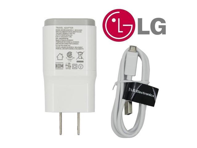 LG 1 8A Wall Charger Travel Adapter with 3Ft Mirco USB Cable for LG Flex,  G2, G3, G4, Neuxs 4, Nexus 5 - Newegg ca