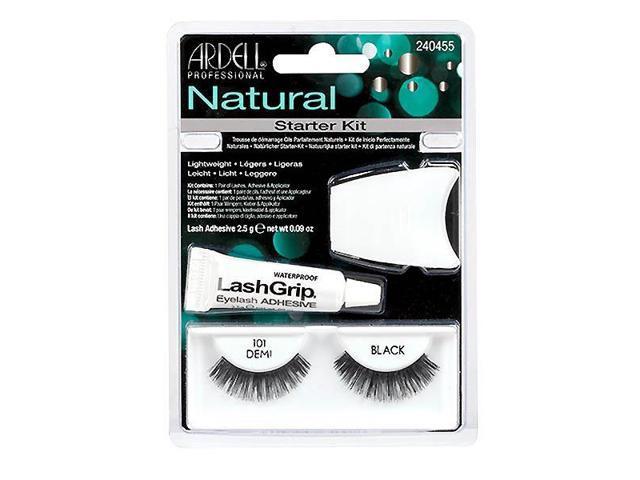 Ardell Natural Starter Kit Black Striplashes 101 False Eyelashes