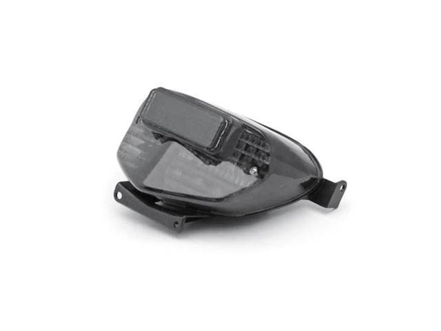Krator Smoke LED Tail Light Integrated with Turn Signals For 2002 Suzuki  GSXR 600 / GSX-R600 - Newegg com