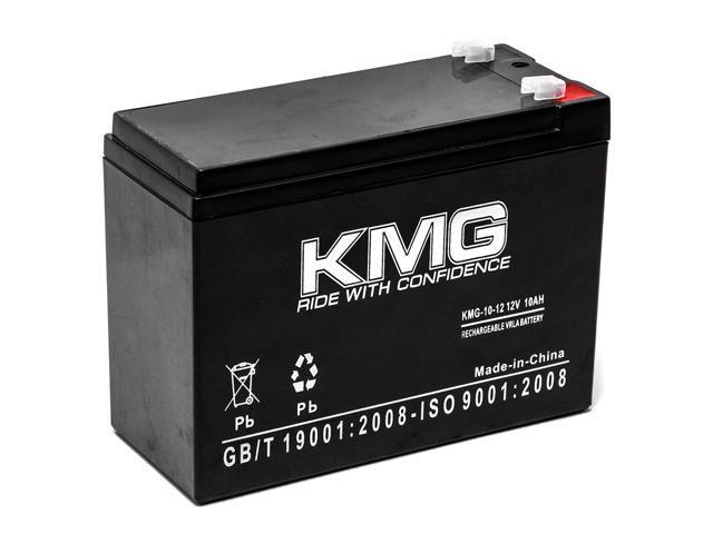 KMG 12V 10Ah Replacement Battery for Shoprider Echo 3 SL73 Hero - Newegg com