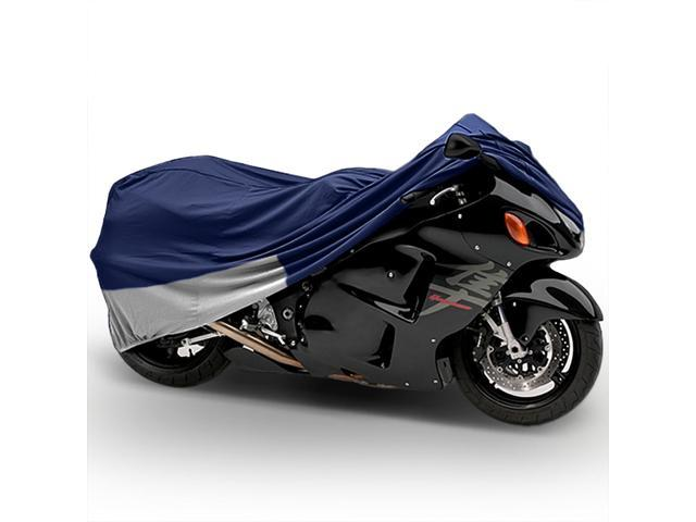 Motorcycle Bike Cover Travel Dust Storage Cover For Kawasaki Ninja Zx Zx 10r