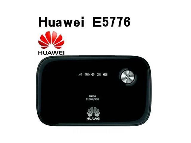 HUAWEI E5776S-32 150Mbps 4G LTE Mobile-Wifi Pocket Mobile Wireless Unlocked  Router - LTE FDD 2600/2100/1800/900/800MHz - Newegg com