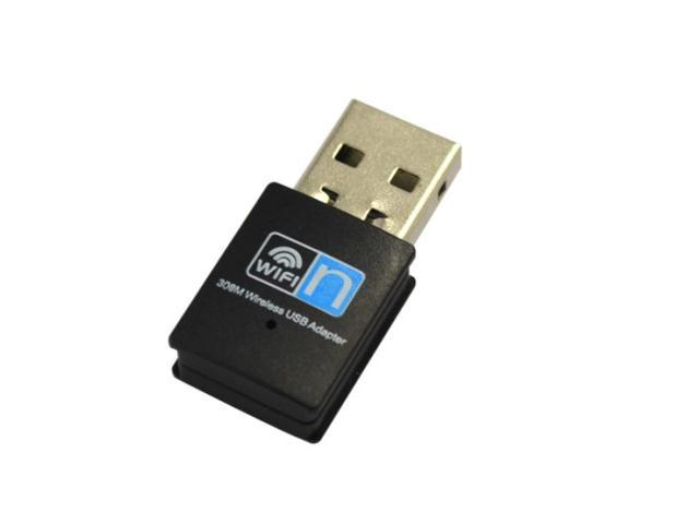300Mbps Mini Usb Wifi Adapter RTL8192CU 2T2R Nano Wireless USB Adapter Wifi  Dongle Support Win 8/Win 7/VIsta/XP, MAC OS, Linux System - OEM -