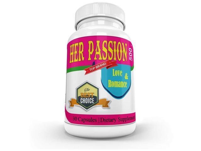Her Passion Women Enhancement Pills Women S Testosterone Booster