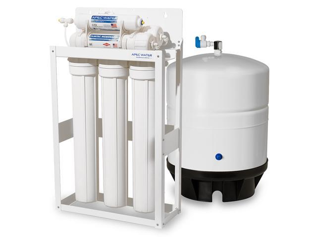 Apec 180 Gpd Light Commercial Reverse Osmosis Water Filter