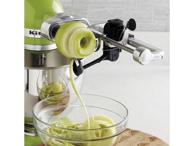 Kitchenaid Spiralizer Attachment With Peel Core Slice Ksm1apc