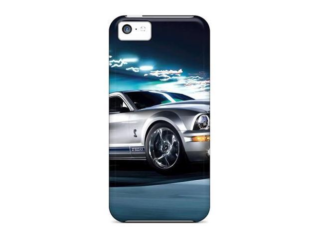 New Diy Design Ford Mustang Shelby Gt500kr For Iphone 5c ...