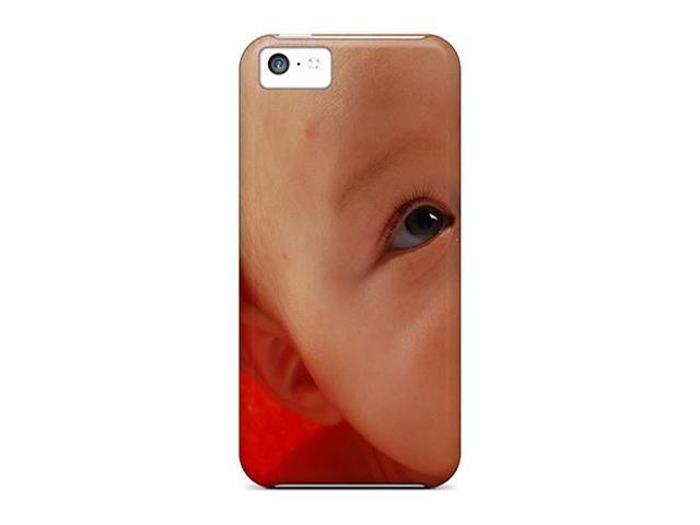 New Tpu Hard Case Premium Iphone 5c Skin Case Cover(baby