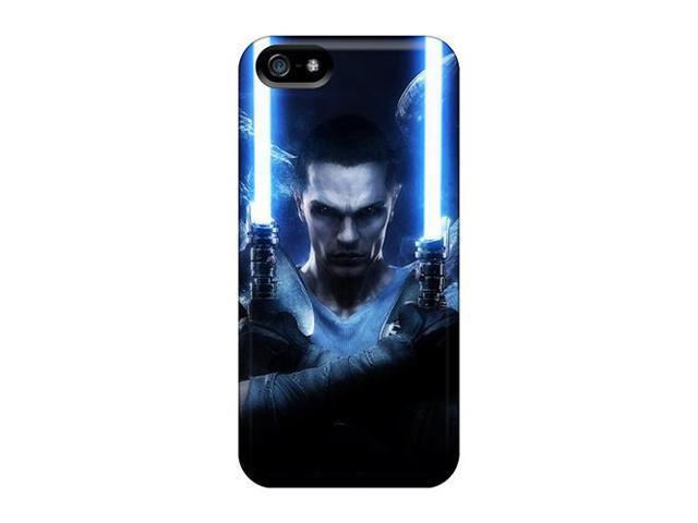 Iphone 5/5s Star Wars Unleashed Print High Quality Tpu Gel ...