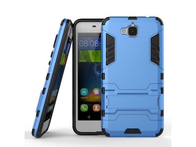 Huawei Enjoy 5/TIT-AL00 Case TPU and PC 2 in 1 Kickstand Protective Cover  Finish Case for Huawei Enjoy 5/TIT-AL00 case Blue - Newegg ca