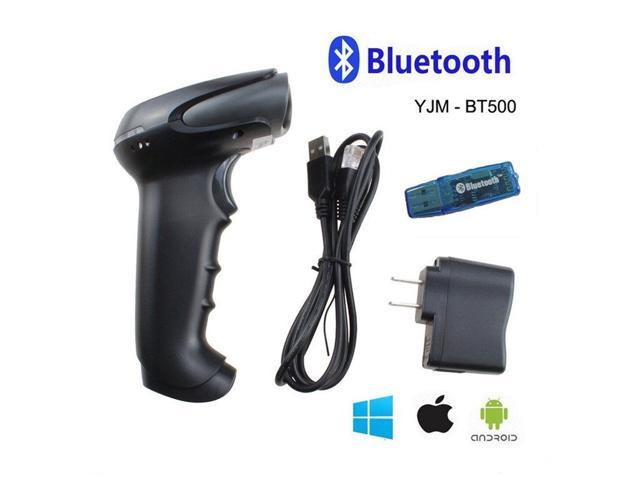 1D Laser Wireless Bluetooth Barcode Scanner Reader for iPhone iOS Android  Phone - Newegg com