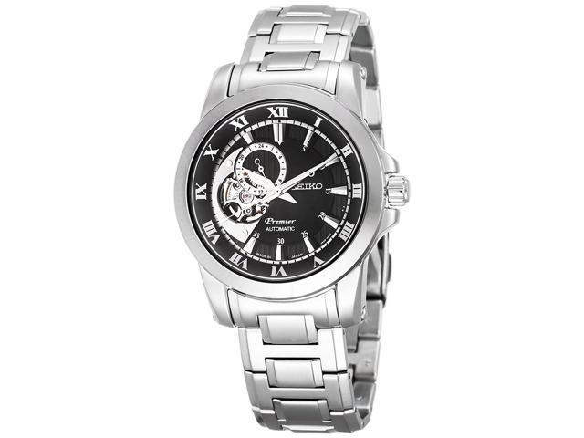 Mans watch SEIKO PREMIER SSA215J1 - Newegg com
