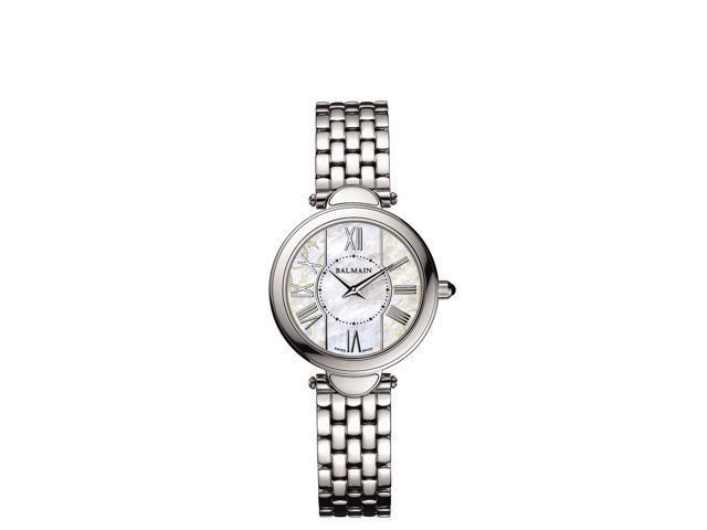 fe3a64382bf Balmain Women's Haute Elegance Ultra Flat 27mm Quartz Analog Watch  B8071.33.83