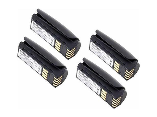 Symbol MT20XX Barcode Scanner Battery Combo-Pack includes: 4 x BCS-MT2070  Batteries - Newegg com