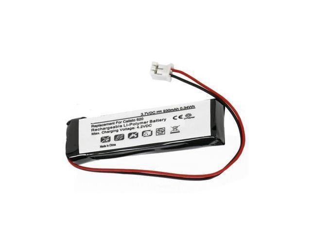 Plantronics Calisto 620 Bluetooth Speaker Battery Li Pol 3 7v 930mah Replacement For Plantronics 85442 01 Speaker Battery Newegg Com