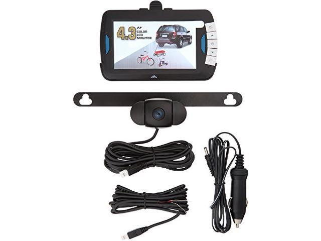 Peak PKC0BU4 Wireless 4.3-Inch Back-up Camera Kit - Newegg.com