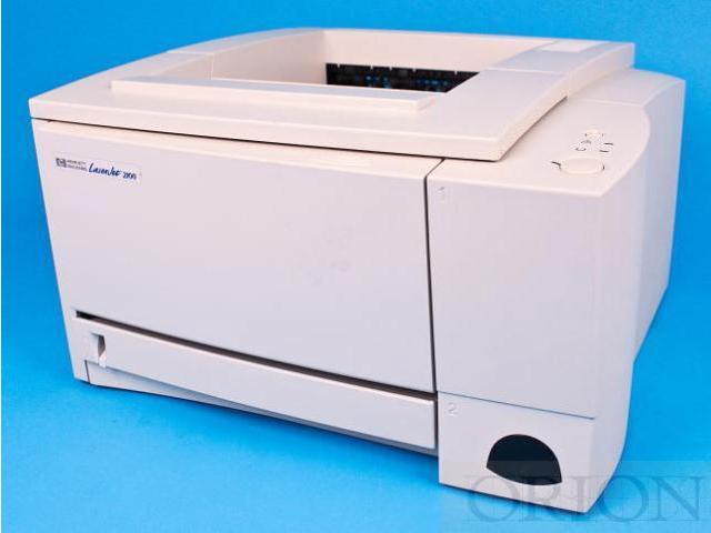 Refurbished Hp Laserjet 2100 Printer Newegg Com