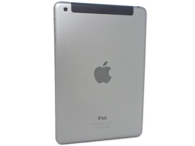 Cellular Verizon Apple iPad mini 1st Gen 16GB Wi-Fi 7.9in Black /& Slate