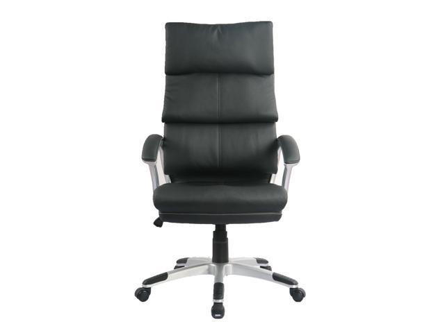 TygerClaw Modern High Back Leather Office Chair TYFC2208 - Newegg.com