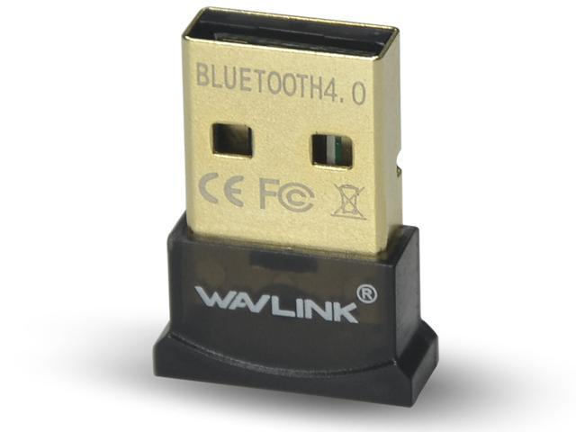 Wavlink Nano Wireless Bluetooth CSR 4 0 Dongle Adapter Bluetooth V4 0 USB  Adapter CSR Chip Dongle Stick EDR USB 2 0 Dual-Mode Support Bluetooth Voice