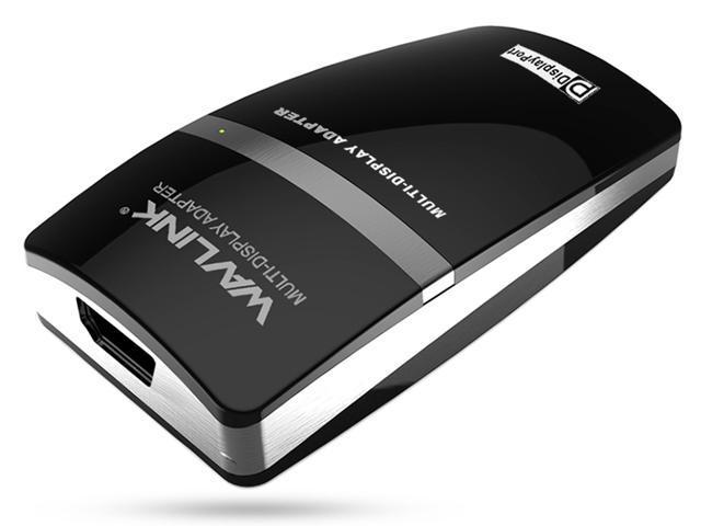 Wavlik USB 3.0 To DisplayPort 2560 X 1600 /2048 X 1152