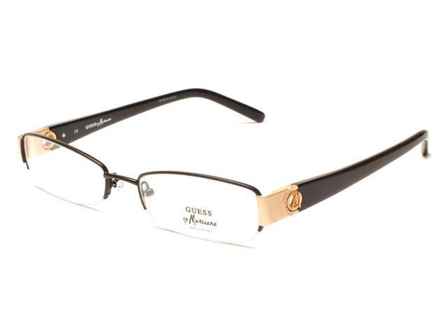 6556255565 Guess by Marciano Women s Designer Glasses GM 106 BLK - Newegg.com