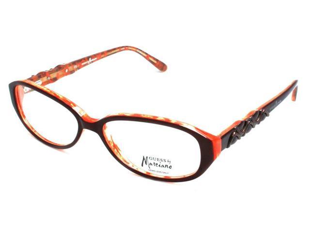 1e002e78c3 Guess by Marciano Women s Designer Glasses GM 153 BRNOR - Newegg.com