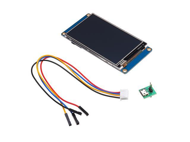 Nextion NX4024T032 3 2 Inch HMI Intelligent Smart USART UART Serial Touch  TFT LCD Screen Module For Raspberry Pi Arduino Kits - Newegg com