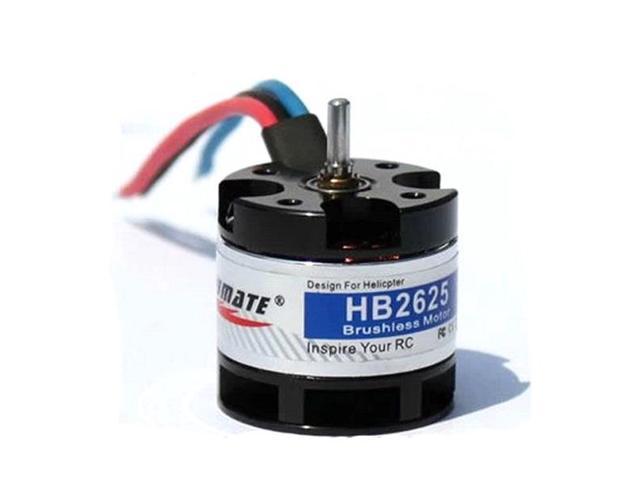 Hobbymate HB2625 Brushless Motor For Align Trex 250 RC Helicopter -  Newegg com