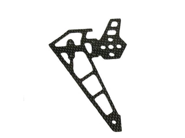 Wltoys V913 Parts Carbon Vertical Stabilizer For Brushless Tail Motor