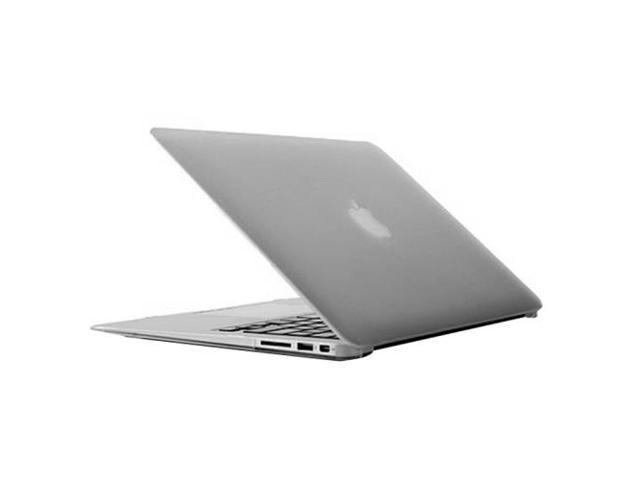 new concept dc116 98b41 Enkay Frosted Hard Plastic Protective Case for Macbook Air 13.3 inch  (Transparent) - Newegg.com