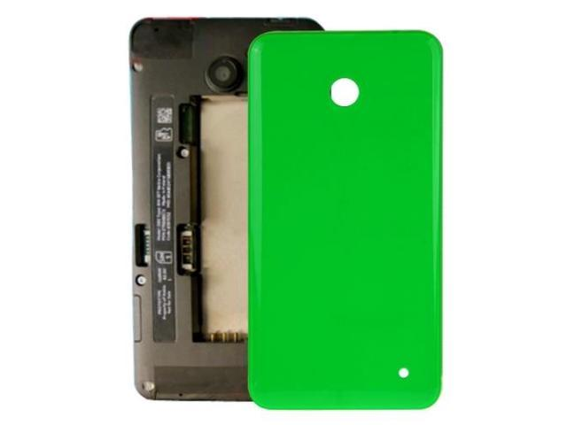 new product f4628 dc42f High Quality Housing Battery Back Cover + Side Buttom Replacement for Nokia  Lumia 635 (Green) - Newegg.com