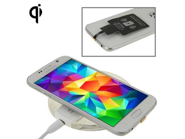 FANTASY Wireless Charger & Wireless Charging Receiver for Samsung Galaxy  Note Edge / N915V / N915P / N915T / N915A (White) - Newegg com