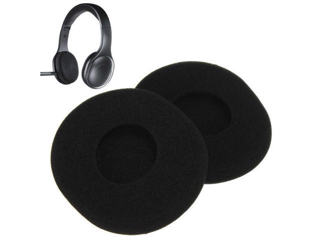 Replacement Sponge Ear Pads Earpad Cushion For Logitech H800 Headphones Newegg Com