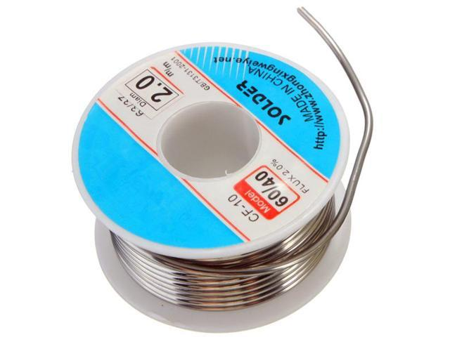 100g 2mm Diameter Tin Lead Rosin Core Solder Soldering Wire Cable ...