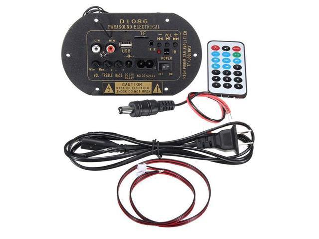 80W Subwoofer Hi-Fi Amplifier Board High Power Bluetooth