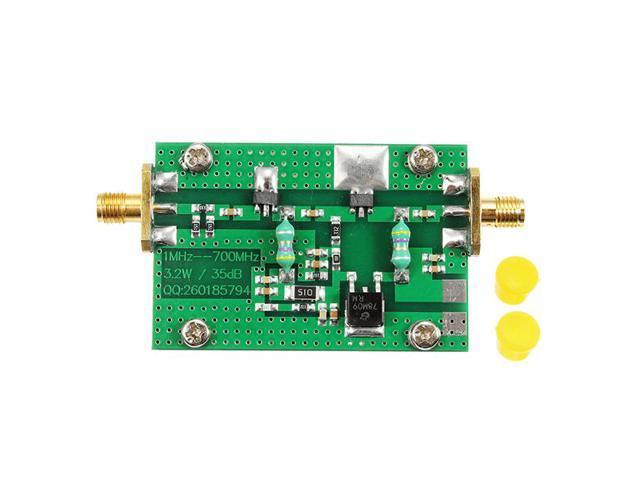 1MHz-700MHZ 3 2W HF VHF UHF FM Transmitter RF Power Amplifier For Ham Radio  - Newegg com