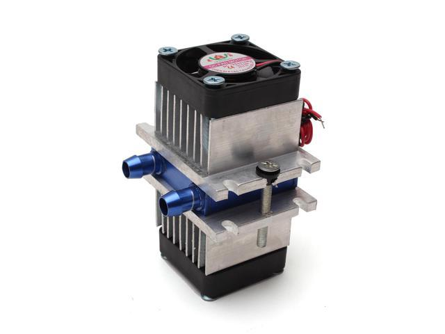 DIY Thermoelectric Peltier Refrigeration Cooling System + Fan Kit -  Newegg com