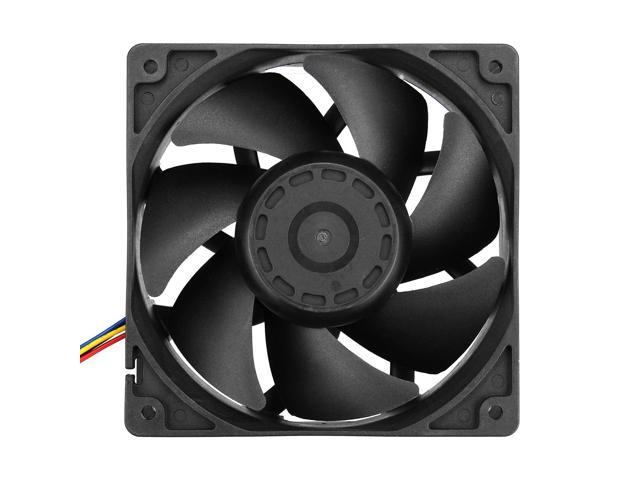 5500RPM Cooling Fan Replacement 4-pin Connector For Antminer Bitmain S7 S9  - Newegg com