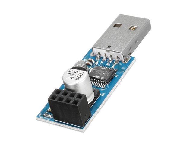 3Pcs USB To ESP8266 WIFI Module Adapter Board Mobile Computer Wireless  Communication MCU - Newegg com