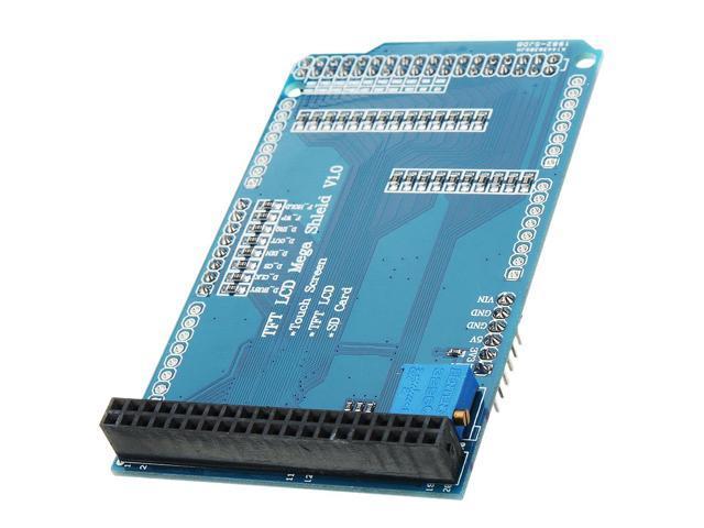 3 3V TFT LCD Adjustable Shield Expansion Board For Arduino Mega 2560 R3 3 2  - Newegg com