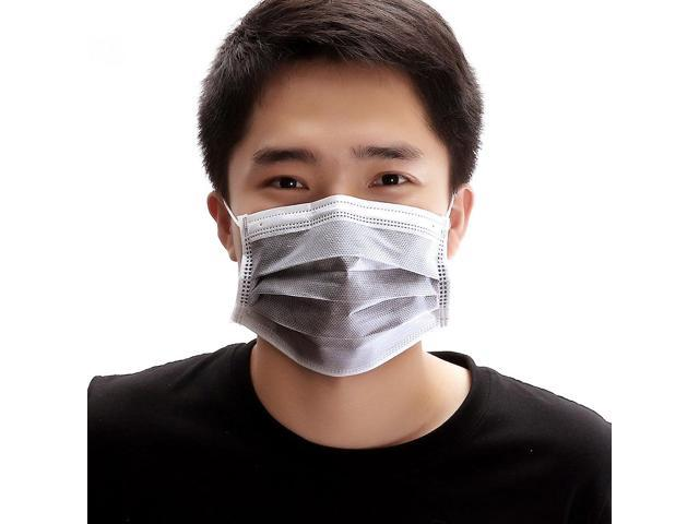 disposable carbon mask