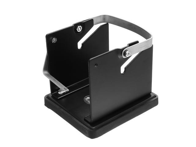 Soldering Iron Metal Stand Holder Base Support Station with Tin Frame