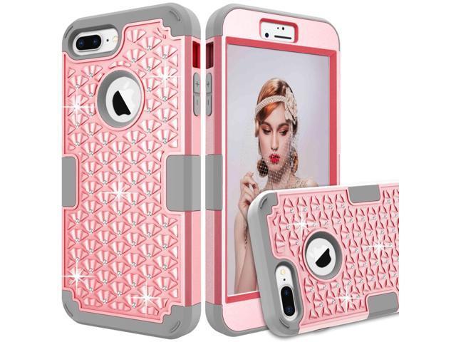 diamante iphone 7 plus case