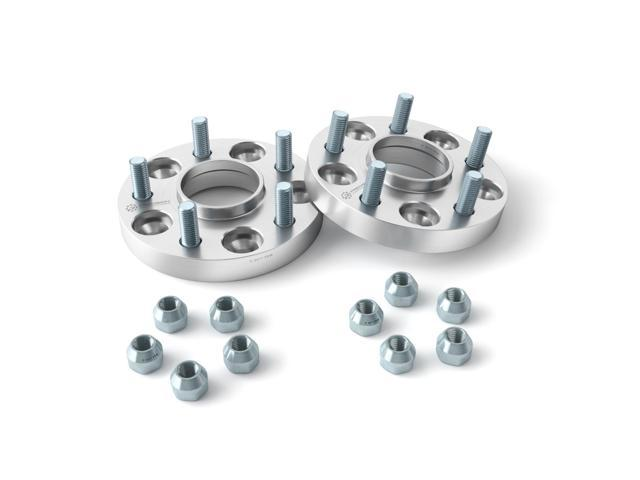 2pcs of Hubcentric Bolt On Wheel Spacer Adaptor 5x100 54.1 20mm M12x1.5 Toyota